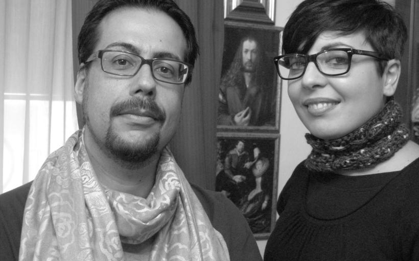Giulia Marini e Matteo Tuveri, Pic by Duranti