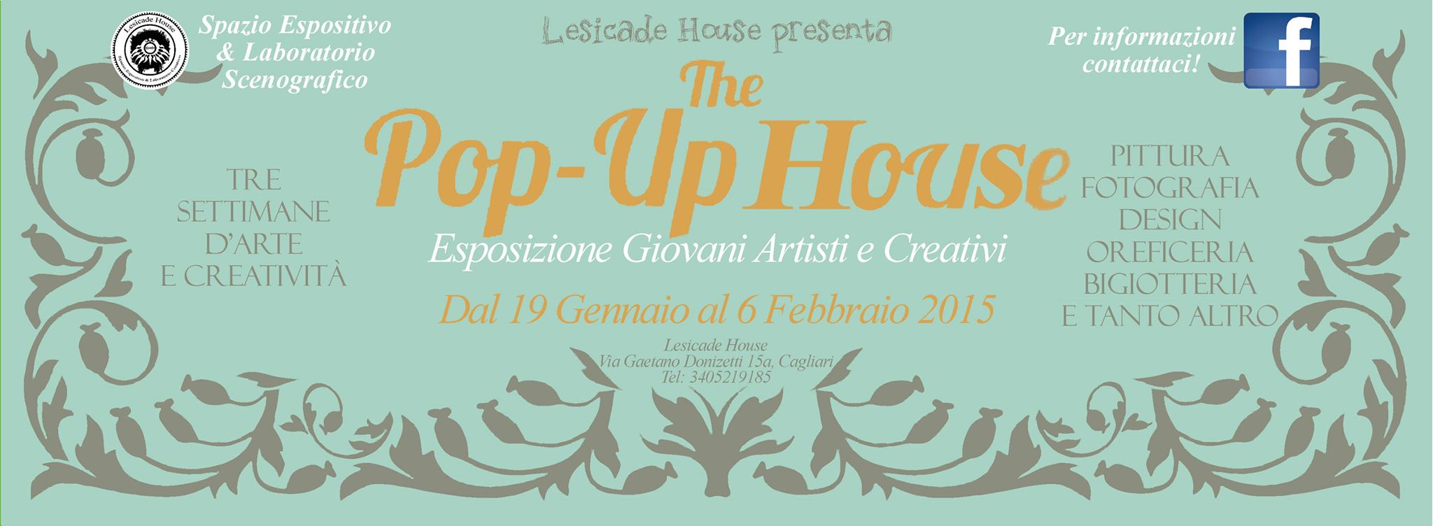 The Pop-Up house: la casa dei creativi