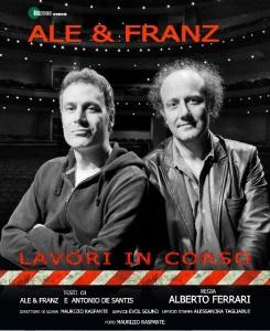 Ale & Franz. Lavori in corso, locandina
