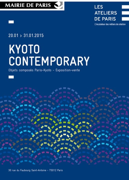 Kyoto Contemporary – Parigi