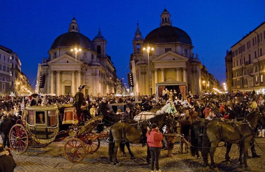Carnevalee romano, Sfilata, Photo by Stefania Arangio