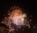 Carnevale romano, Fuochi d'artificio, Photo by Veronica Guerra