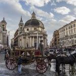 Carnevale romano, sfilata, Photo by Stefania Arangio