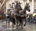 Carnevale romano, sfilata, Photo by Stefania Pendenza