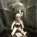 Sacra Muerte, Doll Cellar Door, Creazione di Mattia Cogoni per iThings