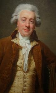 Claude Nicolas Ledoux ritratto da Martin Drolling