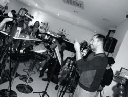 Accademia Voice Power al White Café, pic. by Valentina Schirru