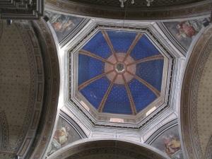 cattedrale di Santa Maria Assunta, Duomo di Oristano, volta,  Foto by Duranti©