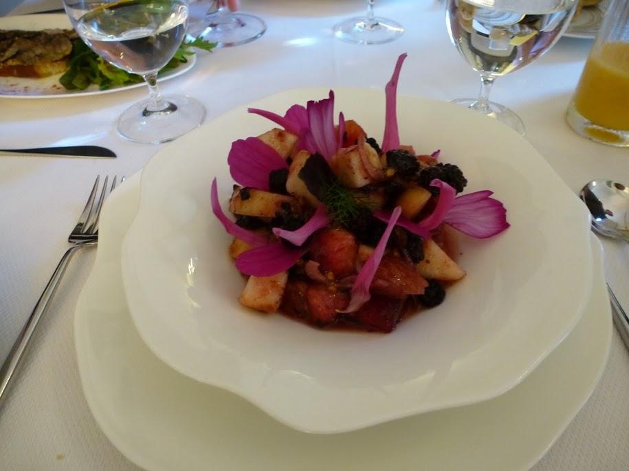Un ristorante di gusto: Le Jardin Gourmand, Auxerre (Borgogna)