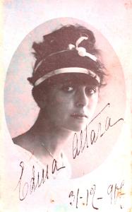 Edina Altara, 1917