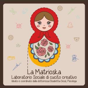 La Matrioska, logo