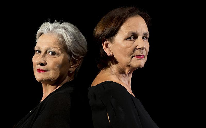 Doris e Irene parlano da sole