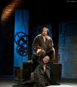 Frankenstein al Teatro Delfino di Milano, immagini di scena, Foto di GD©GiovanniDaniotti