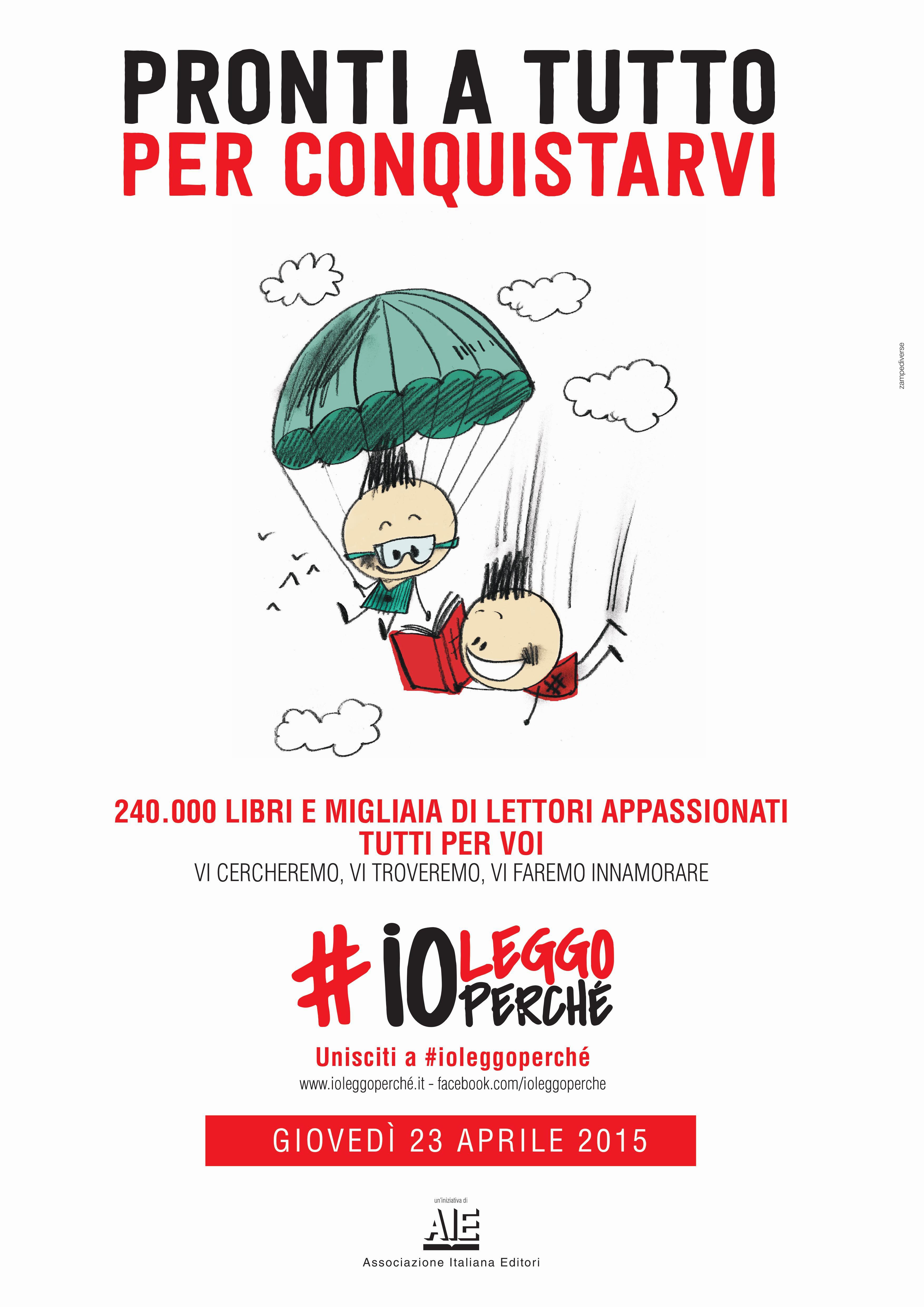 #ioleggoperché – Libreria Murru e MockUp per un live tweeting letterario