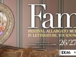 Family Festival, locandina