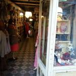 La bottega delle meraviglie, ingresso della boutique, Cagliari