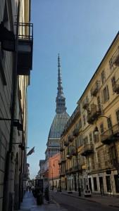 Torino, vista della Mole (Pic by A. Mercenaro©)