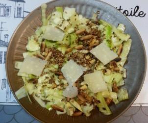 Insalata stramba di zucchine