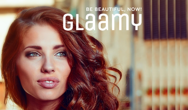 GLAAMY – Be Beautiful, Now!