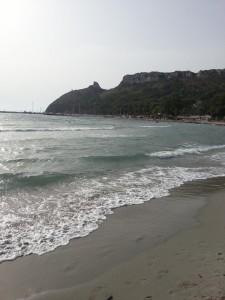 Cagliari, Poetto, prima fermata, Foto di Andrea Duranti©