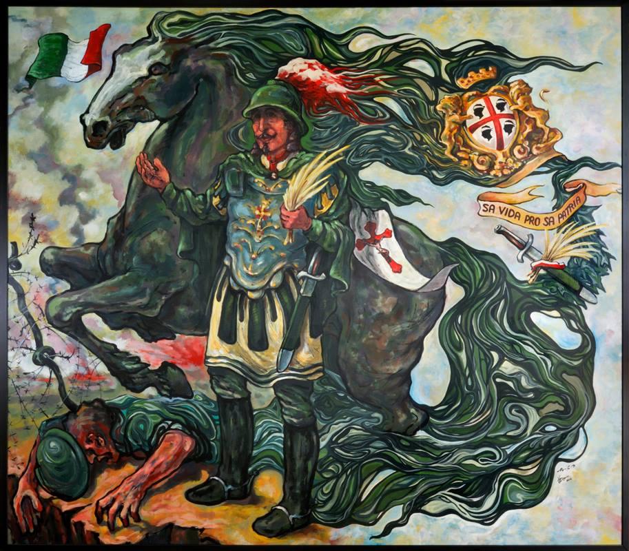 Noemi Cabras e l'ecletticità nell'arte