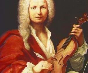 Anonimo bolognese, Ritratto di Antonio Vivaldi 1723, Civico Museo Bibliografico Musicale, Bologna
