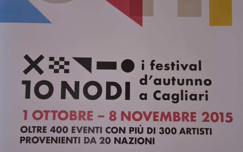 10 NODI. A Cagliari la cultura è condivisione