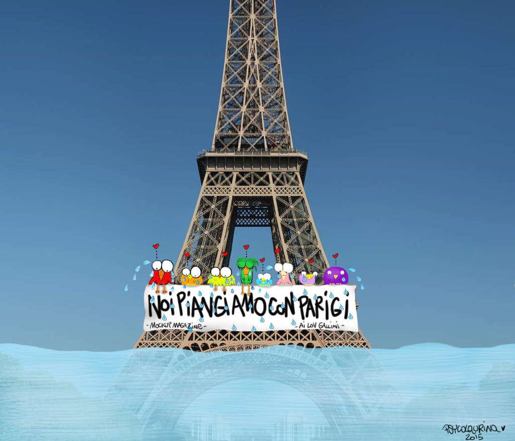 Noi siamo Parigi by Psycolaurina