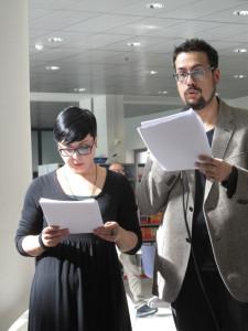 Il Direttore e il Direttore Creativo di MockUp