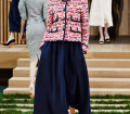 CHANEL Spring-Summer 2016 Haute Couture collection, Parigi.