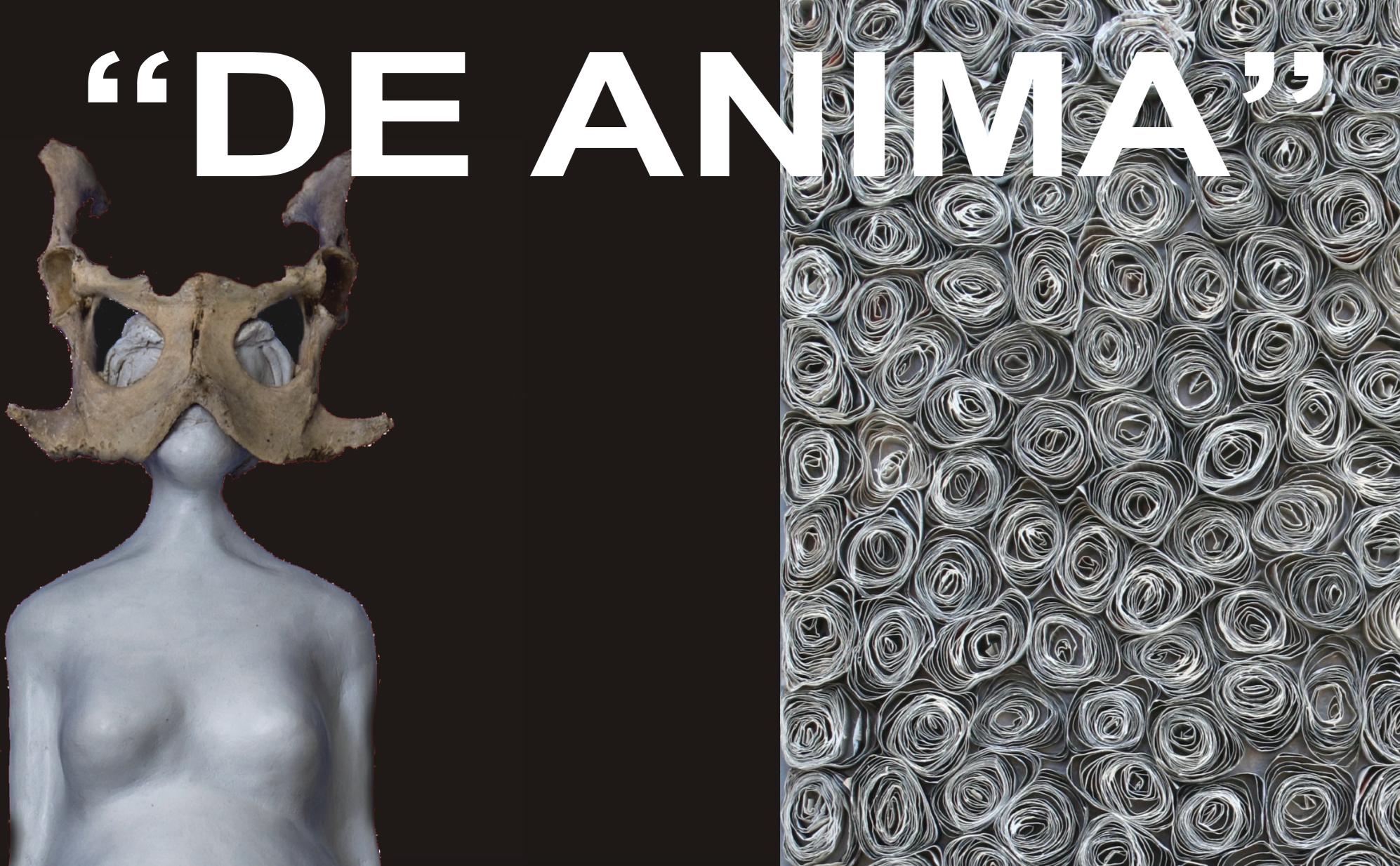 De Anima. Infinite forme e ricerca estetica.