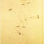"Paul Klee, ""Krüppel als Akrobaten"", Storpi come acrobati, 1922."