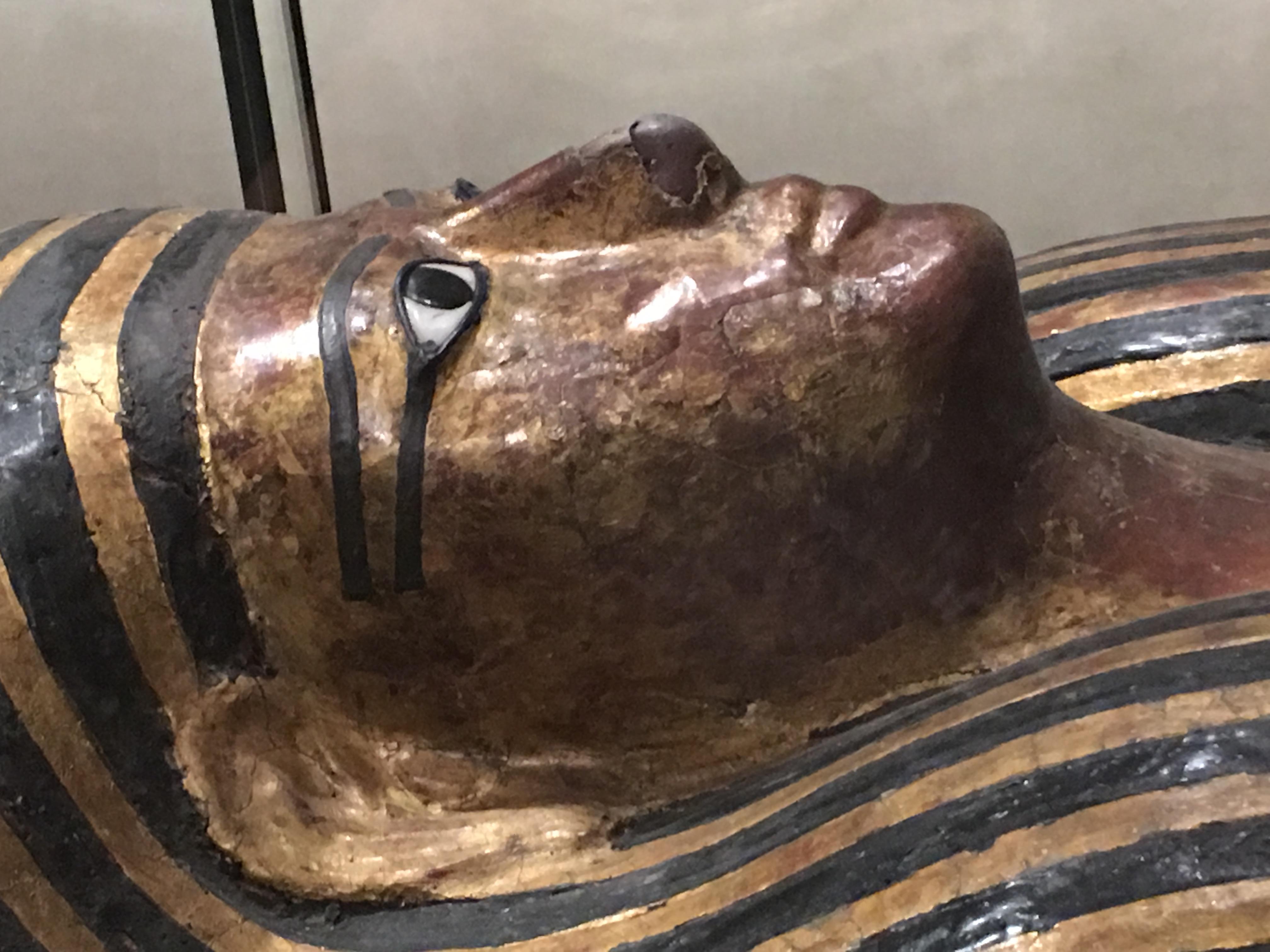 Emozioni al Museo Egizio di Torino