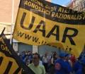 Sardegna Pride 2016, le bandiere di UAAR.