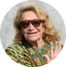 Marta Marzotto.