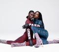 Copyright© by H&M e Kenzo - Foto principale: Amy Sall e Juliana Huxtable ritratte da Oliver Hadlee Pearch (©H&M)