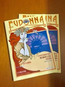 Eudonna, Edizioni Il Sextante (copertina by Fulber©)