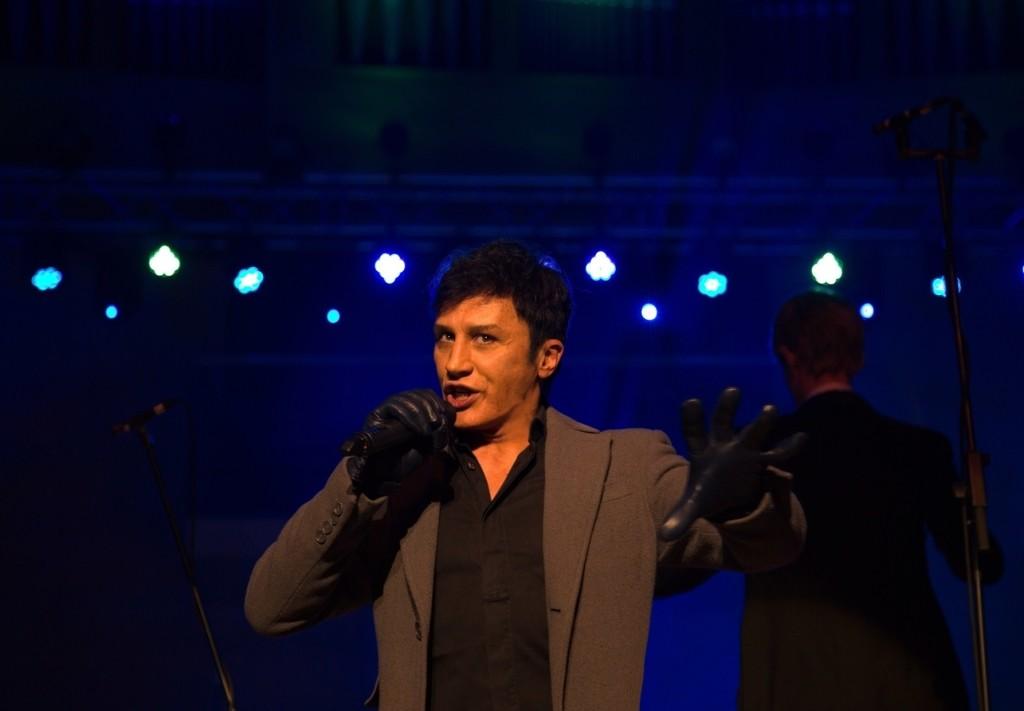 Bruno Grassini al Symphonic Musical, 2014