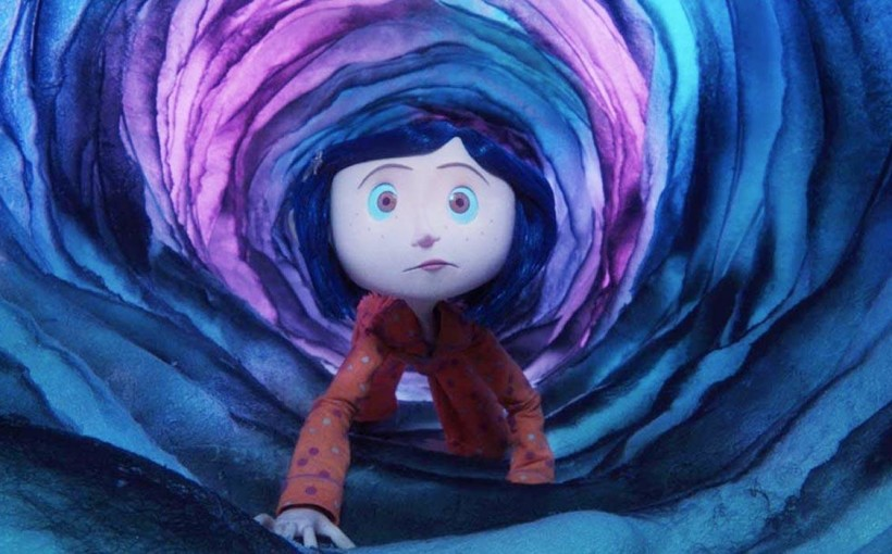 Coraline e la porta magica (2009, Laika Entertainment House e Nei Gaiman, All rights reserved)
