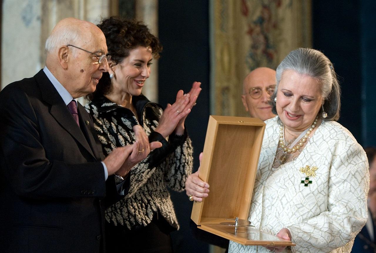 Laura Biagiotti. Inarrestabile Signora