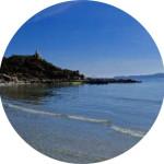 Villasimius, Punta Molentis in uno scatto di Marcello Treglia (All rights reserved)