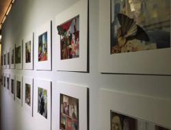 """Uno scatto di """"HEART ART   L'arte con il cuore"""" curata da Paola Valori"""