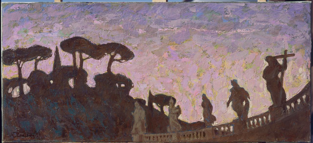 Al MICRO di Roma le opere di Klement Zoraqi
