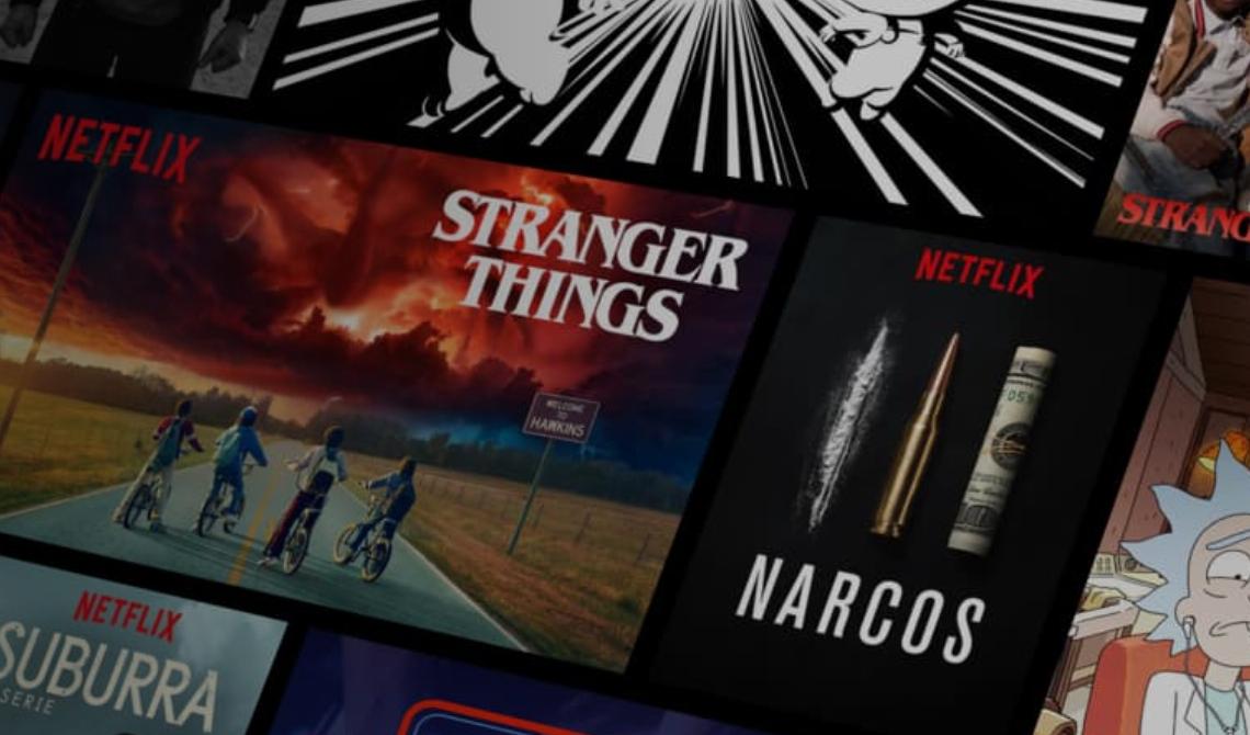 Serie Netflix. La passione