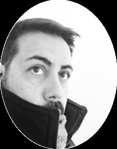 Matteo Tuveri (Portrait 2018, by A. Duranti) - www.mockupmagazine.it