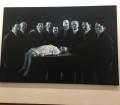 Gottfried Helnwein, Epiphany IIII (Presentation at the Temple 2), 2015/2016, Albertina Museum, Vienna