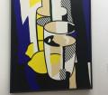 Roy Lichtenstein, Glass and Lemon before a Mirror, 1974, Collezione Batliner, Albertina Museum, Vienna