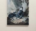 Karen Kilimnik, The approaching Storm (A shepherd + pet), 2002, Collezione Ringier, Zurigo