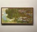 Claude Monet, The Water Lily Pond, 1917-1919, Collezione Batliner, Albertina Museum, Vienna