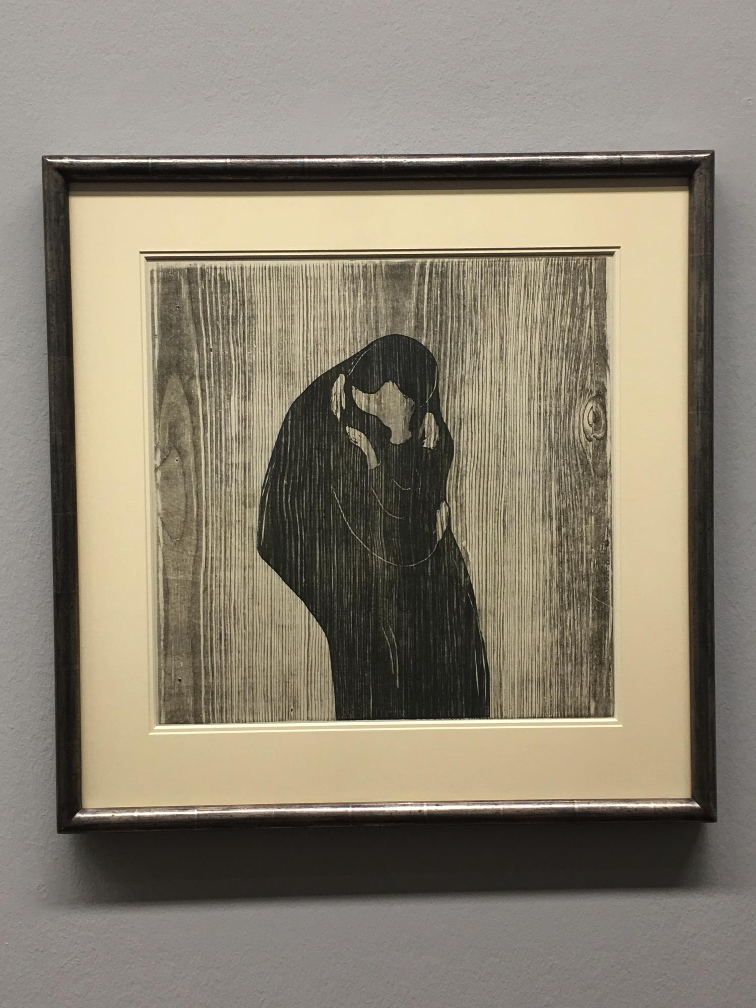 Edvard Munch, The Kiss IV, 1902, Albertina Museum, Vienna